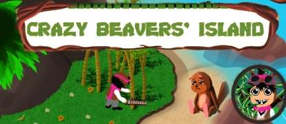 Crazy Beavers' Island - by Userware - click for more information