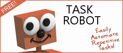 Task Robot - by Userware - click for more information