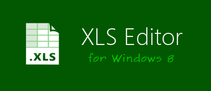 XLS Editor - by Userware - click for more information